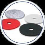Weber Pads für Reinigungsmaschinen