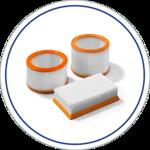 Weber Filter für Reinigungsgeräte