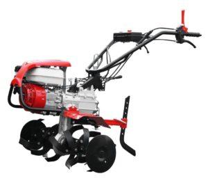 Professionelle Motorhacke B100S für harten und unebenen Boden mit synchronisiertem Antrieb
