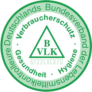 Logo des Bundesverband der Lebensmittelkontrolleure Deutschlands
