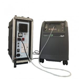 Ozongenerator zur Desinfektion von 1000 m³ Flächen